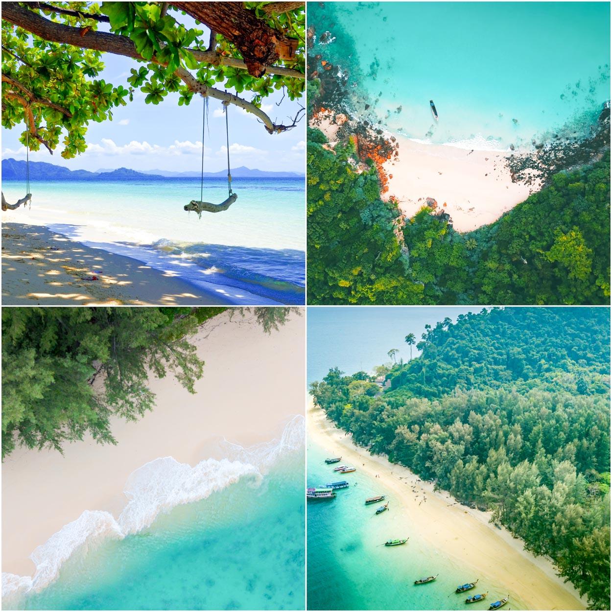 จุดถ่ายรูปวิวสวยๆ พกกล้องมารัวชัตเตอร์กันรัวๆ เกาะกระดานเกาะที่สวยที่สุดของทะเลตรัง