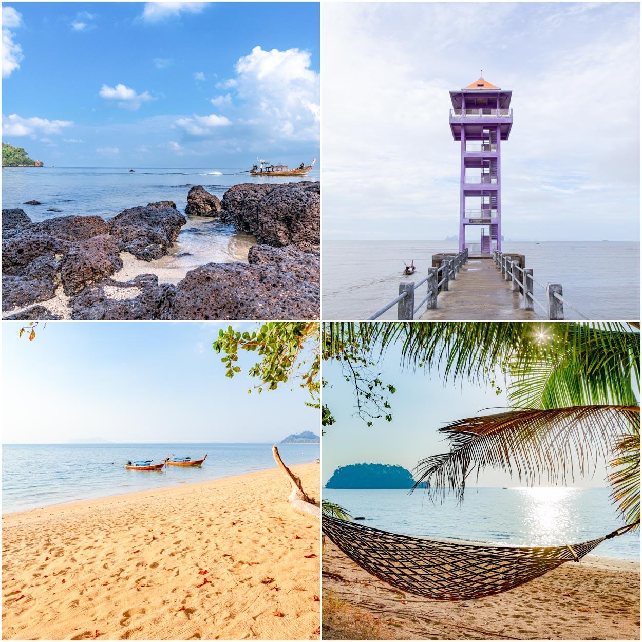 ห้ามพลาดกับธรรมชาติบำบัด เกาะลิบง สถานที่พักผ่อนหย่อนใจแวะชมพะยูนและนกหลายสายพันธุ์ริมหาด